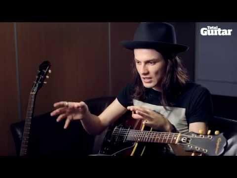 James Bay shows you his signature chord shapes