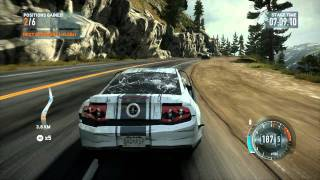 Need for Speed The Run - Gameplay | Overtake