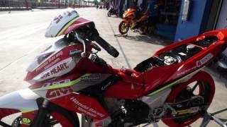 2017 ARRC: Yuzy Honda Vietnam Racing Team