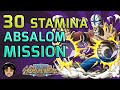 Walkthrough for Absalom 30 Stamina Mission (Global) [One Piece Treasure Cruise]
