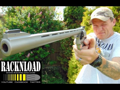 Taurus LBR .357 Magnum **FULL REVIEW** By RACKNLOAD