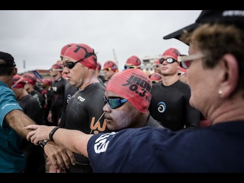 2016 Standard Bank IRONMAN 70.3 South Africa Race Day HIghlights