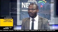 Moody's leaves SA's credit rating unchanged