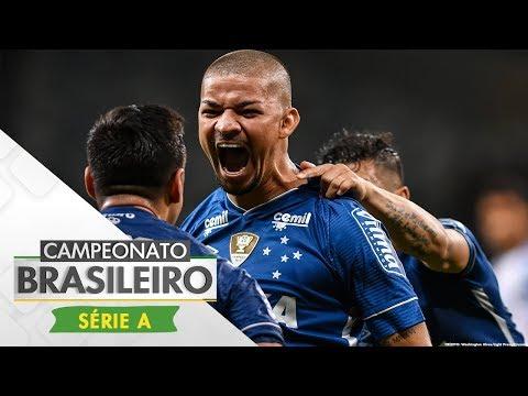 Melhores Momentos - Cruzeiro 2 x 2 Avaí - Campeonato Brasileiro (15/11/2017)