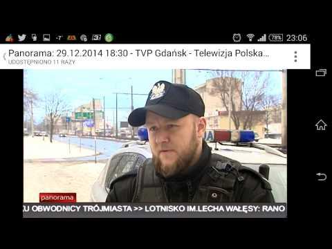 Bohaterstwo policjantów z KMP Gdynia
