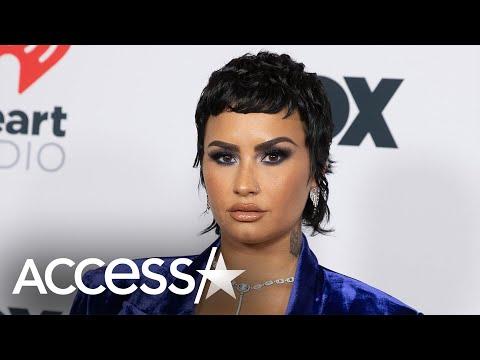 Demi Lovato Says Calling Extraterrestrials 'Aliens' Is 'Derogatory'