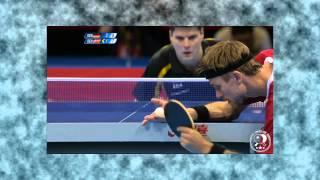 OG'12: Michael Maze vs. Dimitrij Ovtcharov [HD]