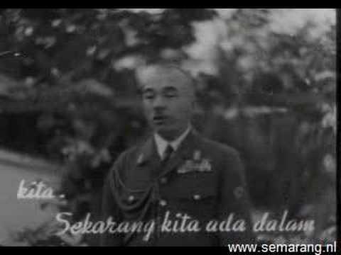 Japanese Propaganda on Indonesia 1/2