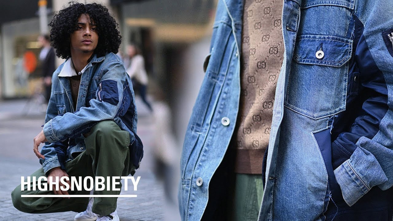 Rough Richness: How to Style Denim Jackets | ITEMIZED