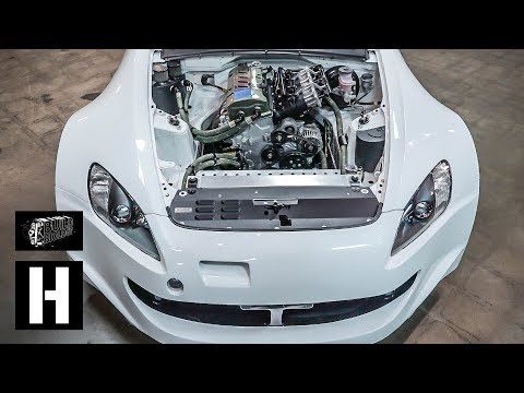 World's Cleanest Honda S2000 -  Rywire Wide Body Ap1