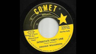 Graham Williamson - Interstate Forty Line