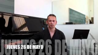 J. Vicente Campello invita al concierto de la Banda del CPME en Crevillent