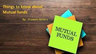 What is #MutualFund | Difference between #StockMarket and Mutual Fund |How to #Invest in Mutual Fund