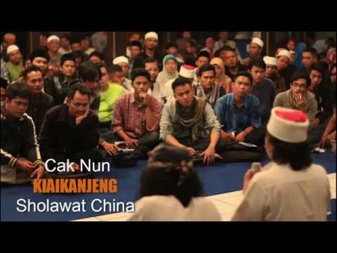 Sholawat Chinese Version Cak Nun Kiaikanjeng