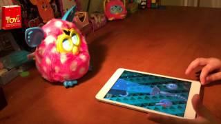 видео Что умеет Furby (небольшой тест игрушки)