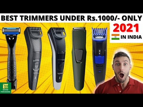 best-trimmers-for-men-under-rs-1000-|-best-trimmer-for-men-|-in-india-|-2020