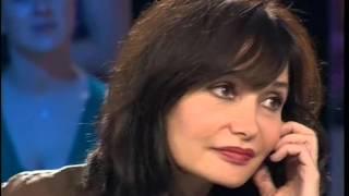 Evelyne Bouix - On n'est pas couché 28 juin 2008 #ONPC