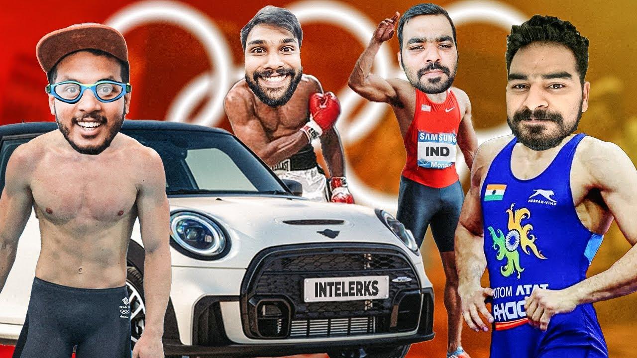 ഒളിംപിക്സും യൂട്യൂബർസിന്റെ  CAR പ്രാന്തും | Olympics 2021