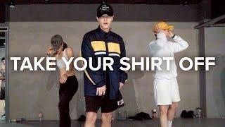 take your shirt off t pain junsun yoo choreography
