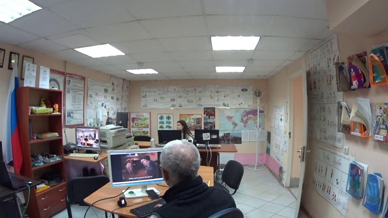 Школа Английского Языка в Пушкино – Practicing speaking on line _ средняя школа _5