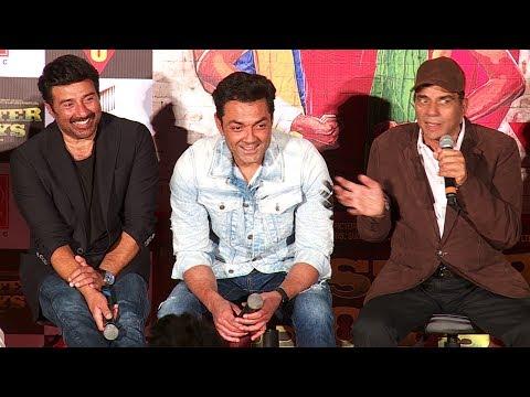 Dharmendra,Sunny,Bobby's Reaction On Kangana's Nepotism INSULT At IIFA Awards 2017- Varun,Karan,Saif