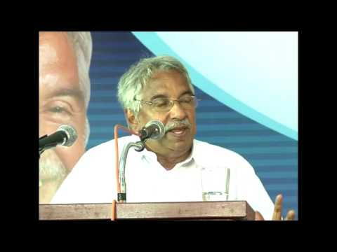 2nd Medical College in Thiruvananthapuram  Foundation stone laying ceremony by Oommen Chandy Kerala