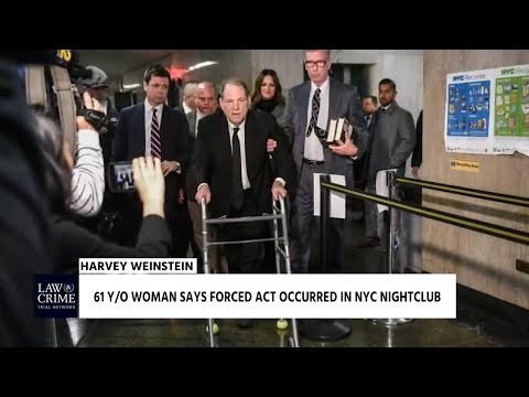 L&C Report New Harvey Weinstein Accuser Levels 6 New Charges Against Him