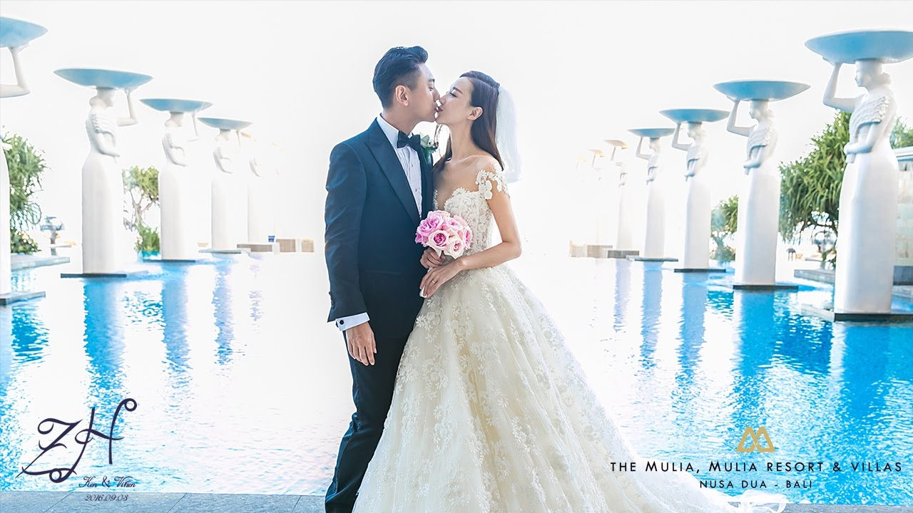 4 Celebrity Couples Who Got Married In Bali   Indonesia Tatler