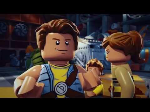 Get Fired Up!   LEGO Star Wars: The Freemaker Adventures BATTLE OF THE BRICKS   Disney XD