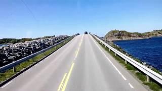 Atlantic Highway Norway - #atlantic #Norway #Travel