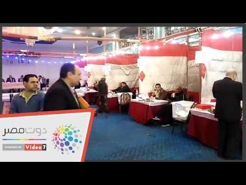 إقبال كبير على انتخابات نقابة الصيادلة بالدقهلية  - 12:56-2019 / 4 / 16
