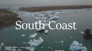 My Iceland Trip (Drone Footage) Part 4 South Coast
