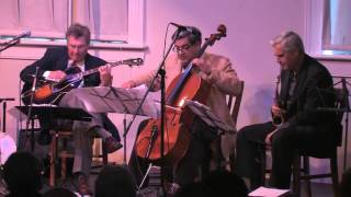 Speakeasy Quartet plays jazz:  Blue Prelude (Jenkins/Bishop)