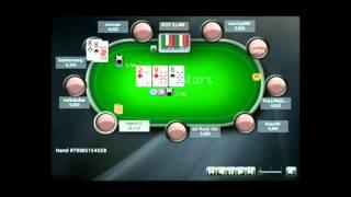 Раздача дня на PokerStarter: Лимп c КК