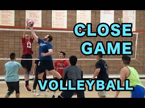 CLOSE GAME - Advantage Play vs Tall Ones FULL GAME VOLLEYBALL