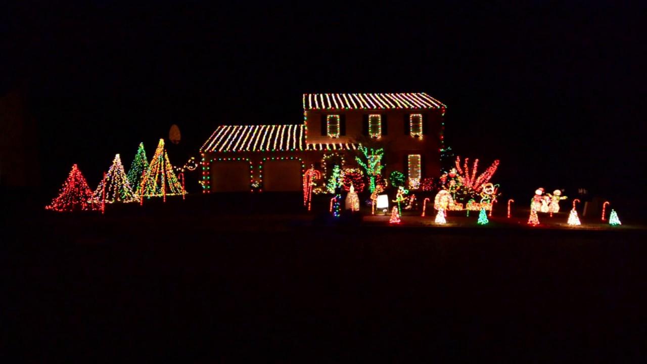 2016 christmas lights thunderstruck acdc youtube - Dc Christmas Lights