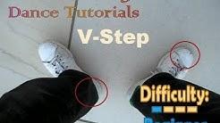 Electro Swing Dance Tutorial - 1) V-Step