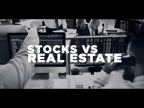 Stock Market Vs Real State - Cardone Zone