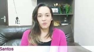 Baixar Testemunho de Fé Aline Santos