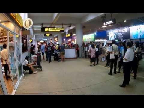 Phuket airport sept 2016