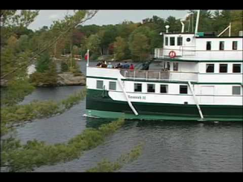 The Real Muskoka Steamships
