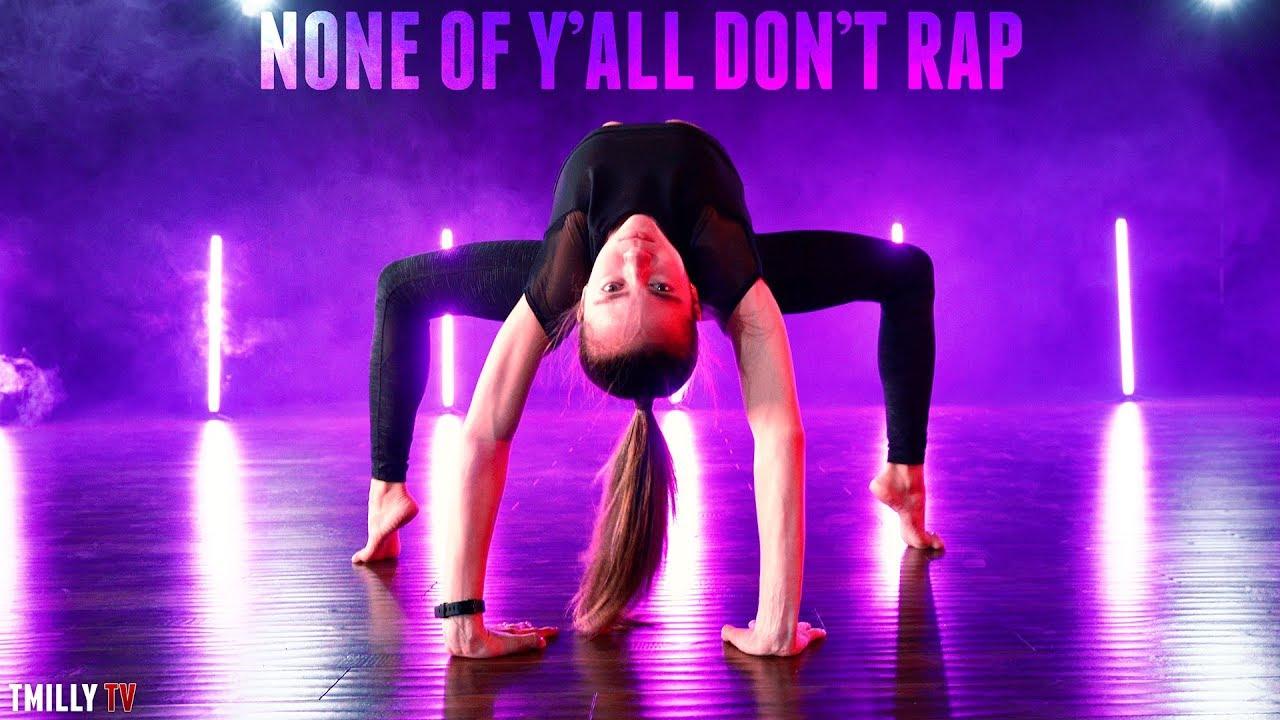 None of Yall Don't Rap - Choreography by Zoi Tatopolous - ft Sean Lew & Kaycee Rice