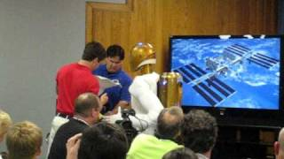 #NASAtweetup STS133 Discovery - Robonaut 2 Demo Part II Thumbnail