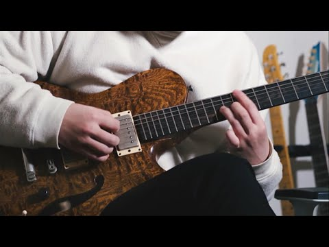 beautiful guitar, beautiful sound