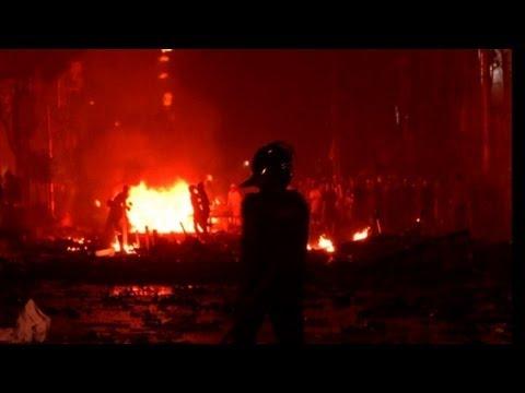 Rassemblement d'Islamistes à Dacca: au moins 32 morts