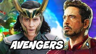 Agents Of SHIELD Season 5 Episode 12 - 100th Episode Avengers Iron Man Easter Eggs