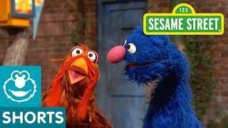 Sesame Street: Grover's Joke | #ShareTheLaughter Challenge
