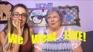 LIVE: Granny and I Want My Lauren