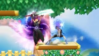 Salt and Rage Quits in Smash 4