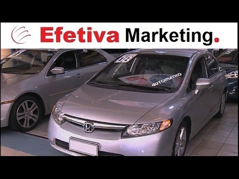 Efetiva Marketing | Auto Shopping Global | TV Gazeta |17/07/2015 1